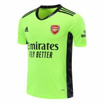 Arsenal Goalkeeper Green Jersey Mens 2020/21