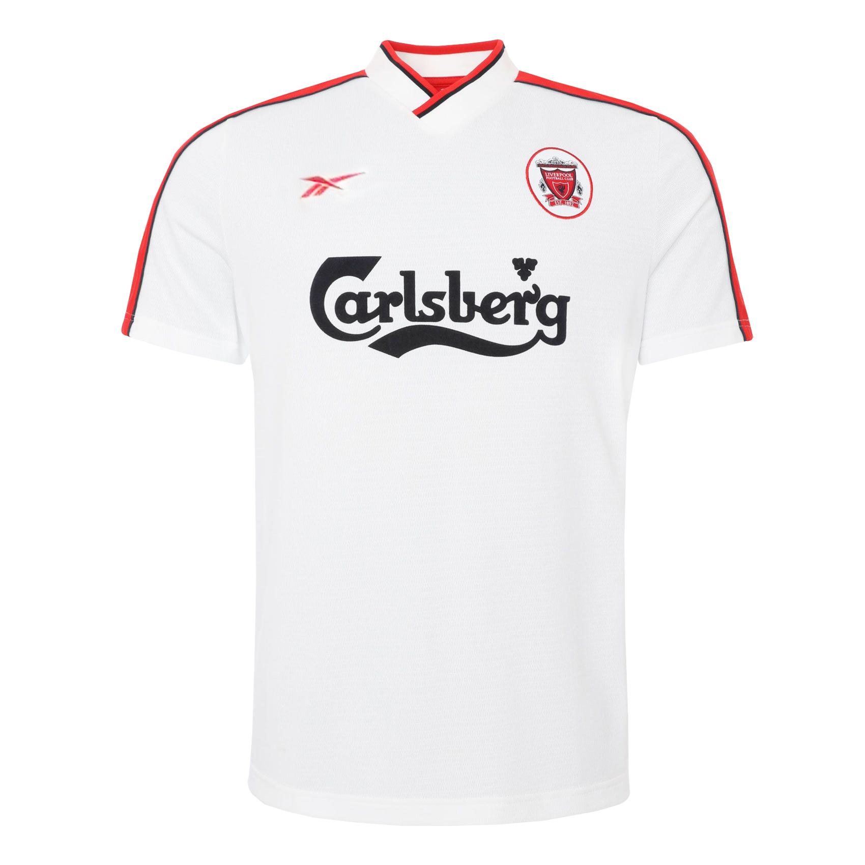 US$ 18.80 - Liverpool Away Retro Jersey Mens 1998 - m ...