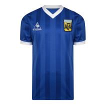 Argentina Away Retro Jersey Mens 1986