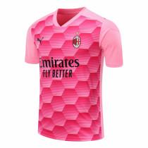 AC Milan Goalkeeper Pink Jersey Mens 2020/21
