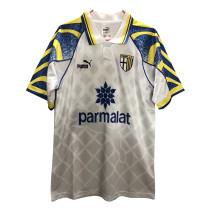 Parma Calcio Retro Home Jersey Mens 1995-1997