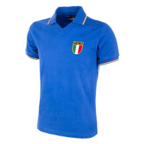 Mens Italy Retro Home Jersey 1982
