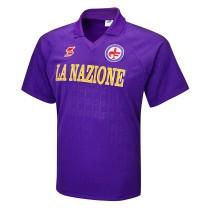 ACF Fiorentina Retro Home Jersey Mens 1989/90