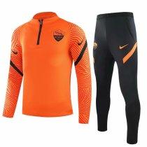 Mens Roma Training Suit Orange 2020/21