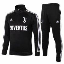 Mens Juventus Training Suit Black 2020/21