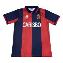 Bologna F.C. 1909 Retro Home Jersey Mens 1995/96