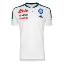 Mens Napoli Polo Shirt White 2020/21