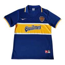 Boca Juniors Retro Home Jersey Mens 1997
