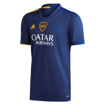 Boca Juniors Fourth Jersey Mens 2020/21
