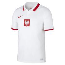 Poland Home Jersey Mens 2020