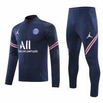 Mens PSG x Jordan Training Suit Navy 2020/21