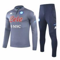 Mens Napoli Training Suit Grey 2020/21