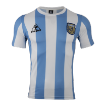 Argentina Home Retro Jersey Mens 1986 - Match