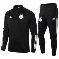 Mens Algeria Training Suit Black 2020/21