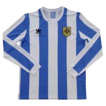Argentina Home Retro Long Sleeve Jersey Mens 1978