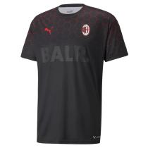 AC Milan x BALR Signature Black Jersey Mens