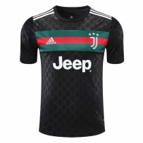 Mens Juventus x Gucci Special Edition Jesery Black 2020/21