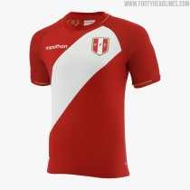 Mens Peru Away Jersey 2021
