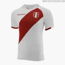 Mens Peru Home Jersey 2021