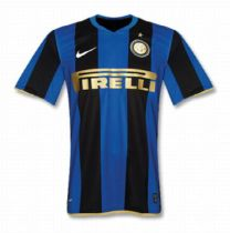 Inter Milan Retro Home Jersey Mens 2008/09