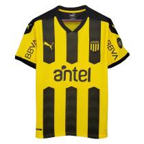 Club Atletico Penarol Home Jersey Mens 2021/22