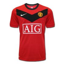 Mens Manchester United Retro Home Jersey 2010