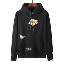 Mens Los Angels Lakers x Aape Pullover Hoodie Sweatshirt Black 2021/22