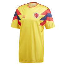 Mens Colombia Retro Home Jersey 1990