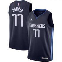 Mens Dallas Mavericks Jordan Swingman Jersey - Statement Edition