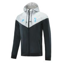 Mens Tottenham Hotspur All Weather Windrunner Jacket Grey 2020/21