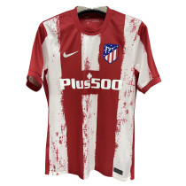 Mens Atletico Madrid Home Jersey 2021/22
