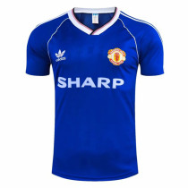 Mens Manchester United Retro Away Jersey 1988