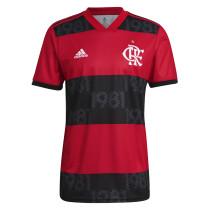 Mens Flamengo Home Jersey 2021/22