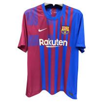 Mens Barcelona Home Jersey 2021/22