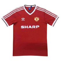 Mens Manchester United Retro Home Jersey 1990-1992