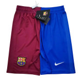 Mens Barcelona Home Shorts 2021/22