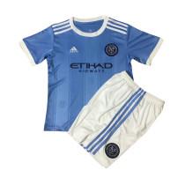 Kids New York City FC Home Jersey 2021/22