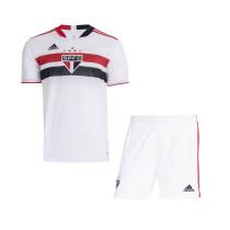 Kids Sao Paulo FC Home Jersey 2021/22