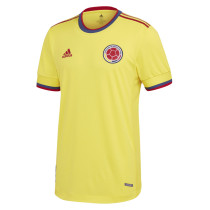 Mens Colombia Home Jersey 2021 - Match