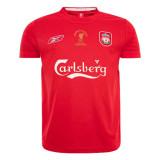 Mens Liverpool Retro Home Jersey 2004/05