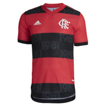Mens Flamengo Home Jersey 2021/22 - Match