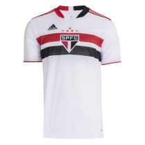 Mens Sao Paulo FC Home Jersey 2021/22