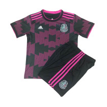 Kids Mexico Home Jersey 2021