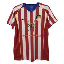 Mens Atletico Madrid Retro Home Jersey 2004/05