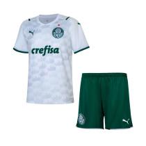 Kids Palmeiras Away Jersey 2021/22