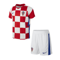 Kids Croatia Home Jersey 2021/22