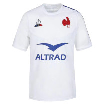 Mens France Rugby Away Jersey 2021