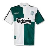 Mens Liverpool Retro Third Jersey 1995/96
