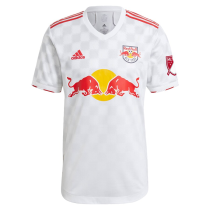 Mens Red Bull New York Home Jersey 2021/22 - Match