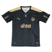 Mens Club Atletico Penarol Special Edition Black Jersey 2021/22